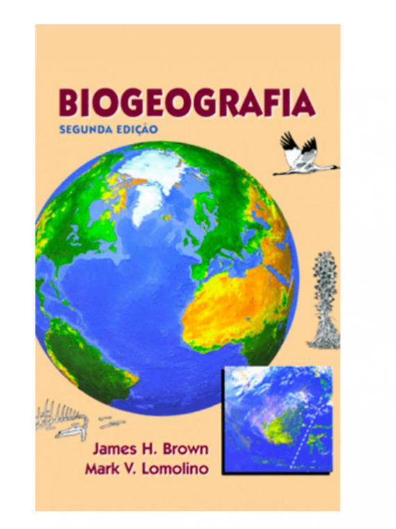 Livro Biogeografia